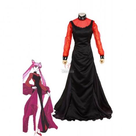 Sailor Moon Black Lady Cosplay Costume