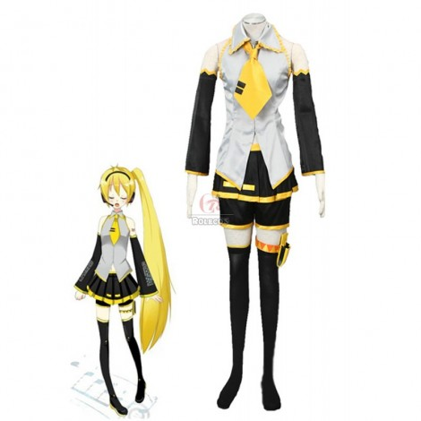 Akita Neru Vocaloid Cosplay Costumes The Second Generation