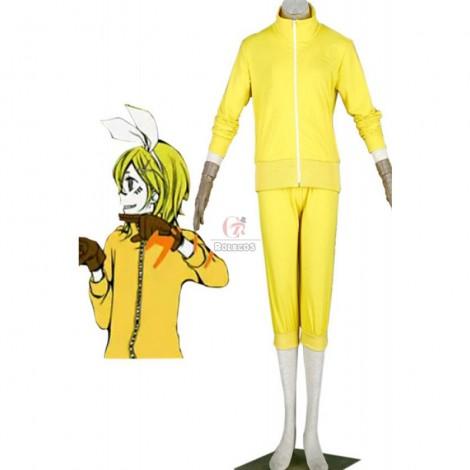 Vocaloid Mатрешка Kagamine Rin Cosplay Costume