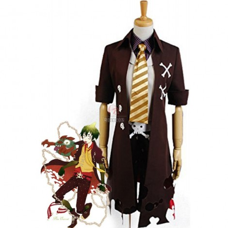 Ao No Blue Exorcist Amaimon Earth King Cosplay Costumes