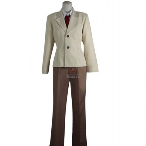 Death Note Yagami Light Office Clothes Attracetive