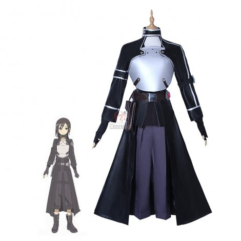 Sword Art Online Kirigaya Kazuto In The Second Season Cosplay Costume Customized
