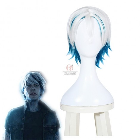 Ready Player One Parzival Movie Mixed Short Cosplay Wigs