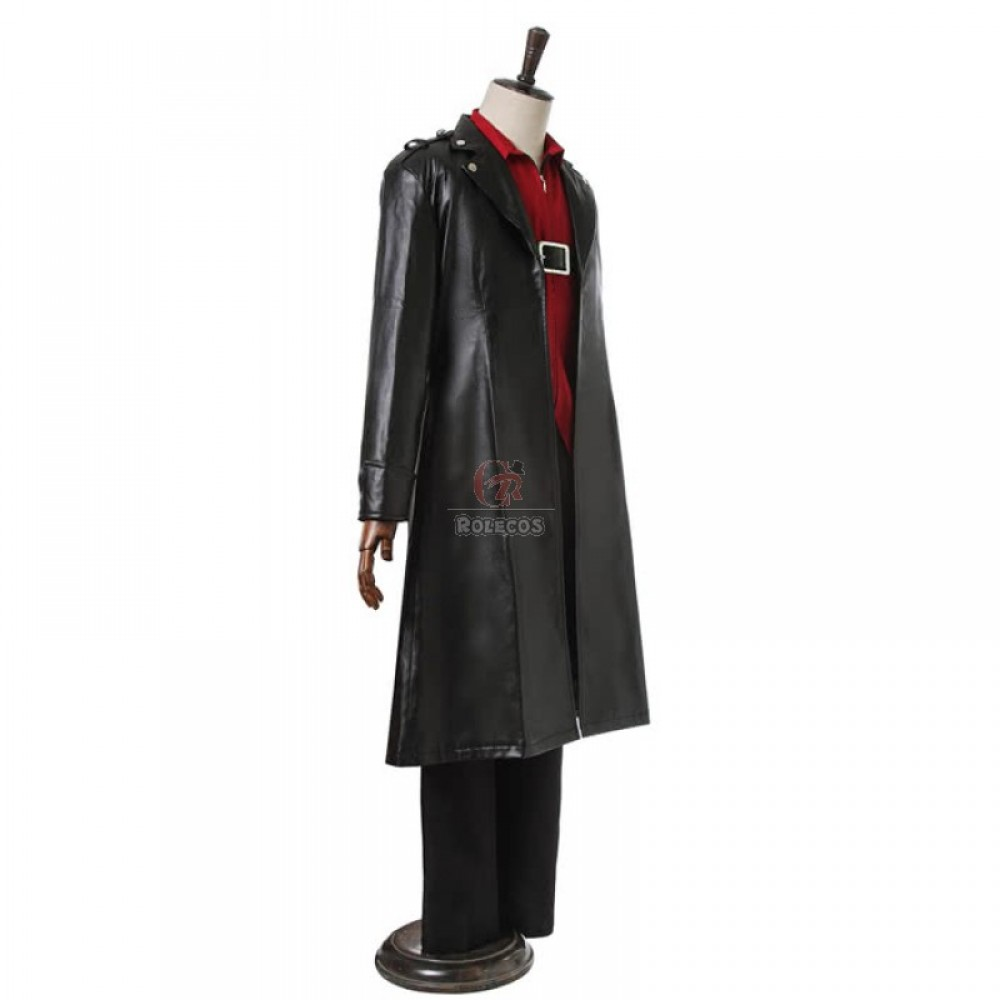 Buy Attack On Titan Levi Black Cosplay Costumes ...