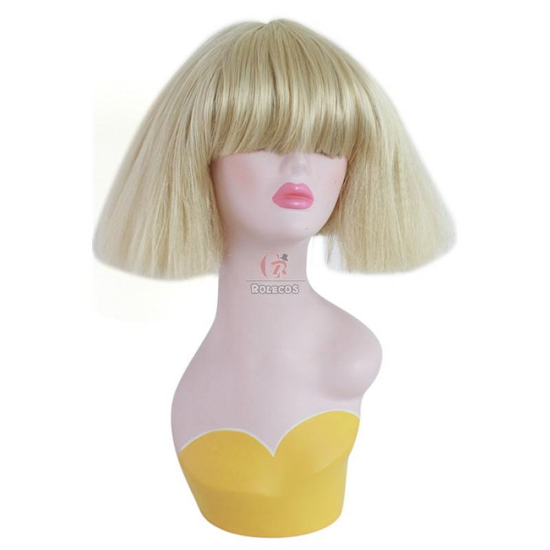 34cm short Blonde co...
