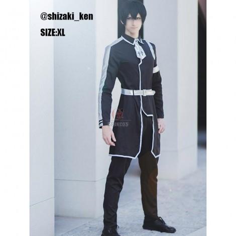 Sword Art Online: Alicization Kazuto Kirigaya Cosplay Costume