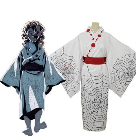 Demon Slayer Rui Male Uniform Cosplay Costume