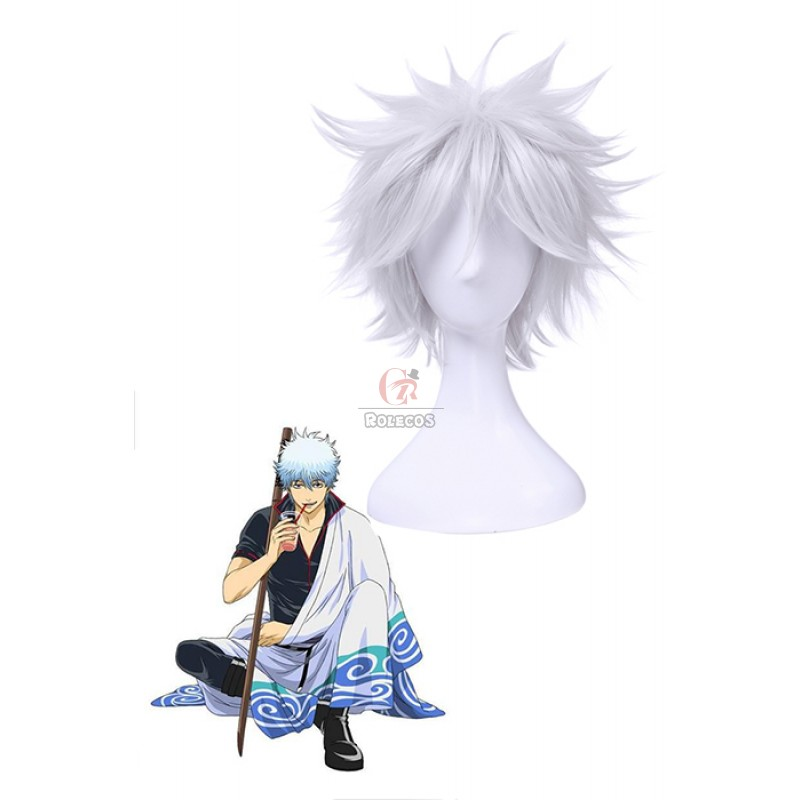 35cm Silver Gray Sho...