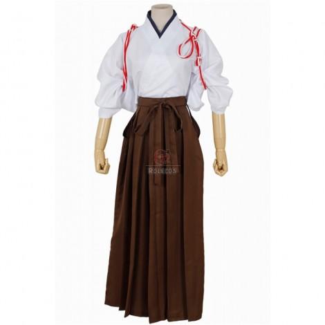 Taroutachi Online Aizen Kunitoshi Cosplay Costume