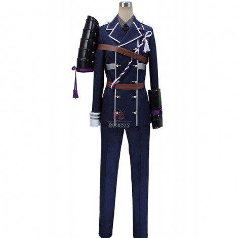 Flurry Sword Pesonality Uniform Cosplay Costume For Game