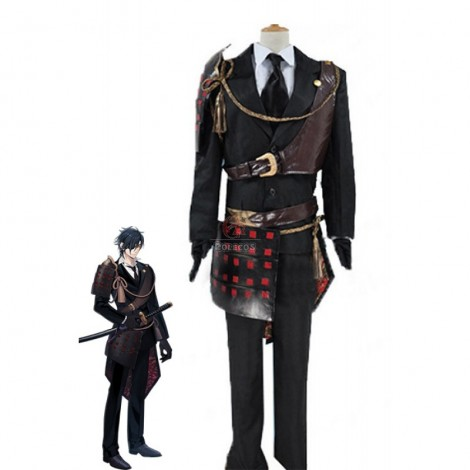 Shokudaikiri Mitsutada Costume Touken Ranbu Cosplay Anime Outfits