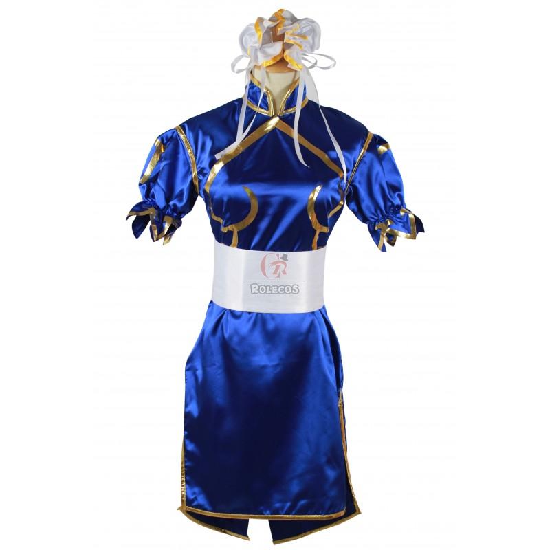 Blue Cosplay Costume...