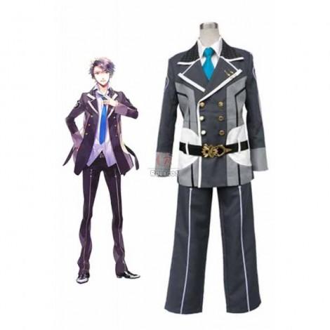 Starry Sky Kazuki Shiranui School Uniform Cosplay Costume