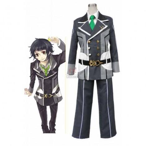Starry Sky Tsubasa Amaha School Uniform Cosplay Costume