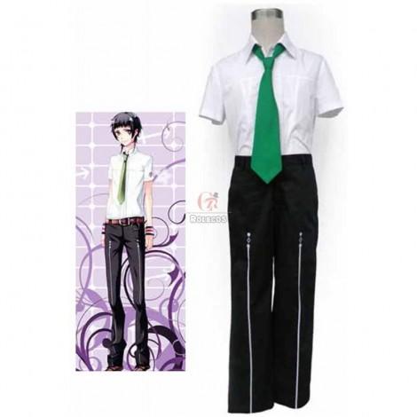 Starry Sky Kinose Azusa School Uniform Cosplay Costum