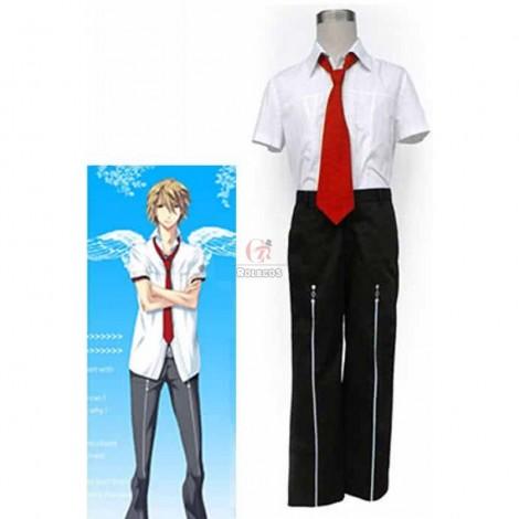 Starry Sky Ryunosuke Miyaji School Uniform Cosplay Costume