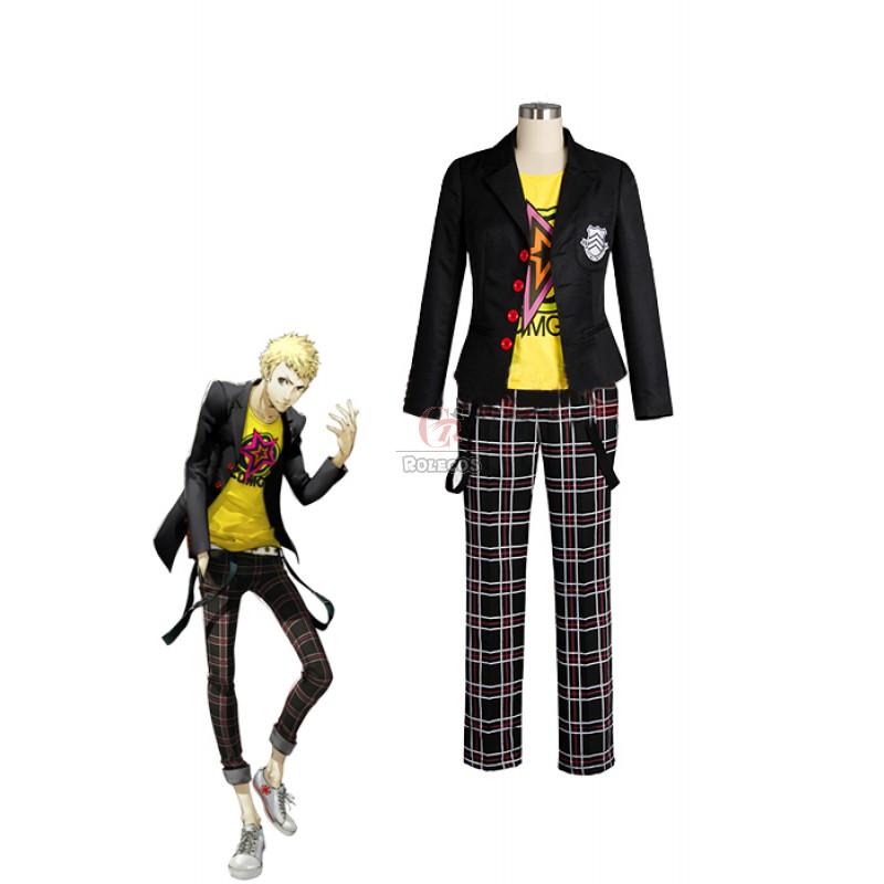 Persona 5 Ryuji Saka...