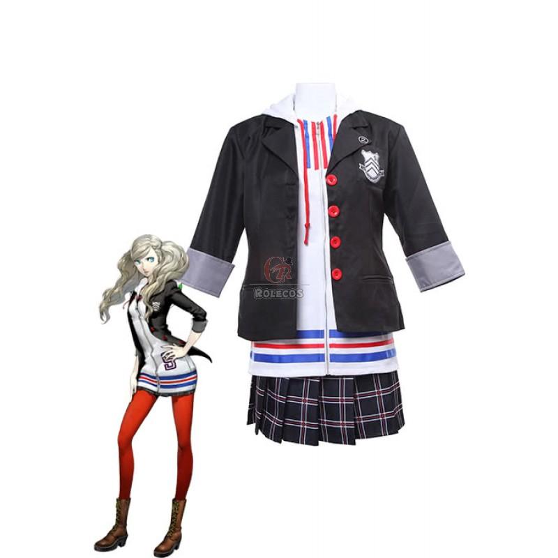 Persona 5 Ann Takama...