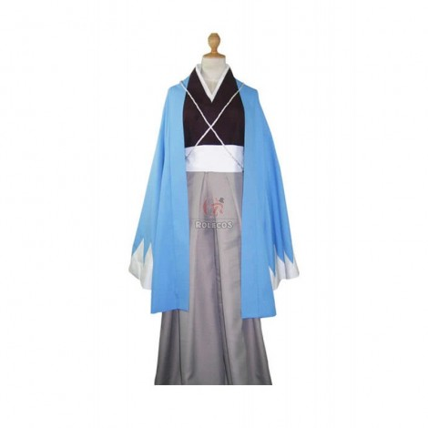 Hakuouki Hijikata Toshizo Cosplay Costume Custom Made