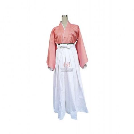 Hakuouki Yukimura Jiziru Kimono Cosplay Costume