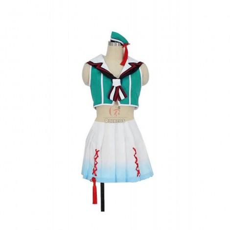 Kantai Collection Maya Kai Ni Cosplay Costume