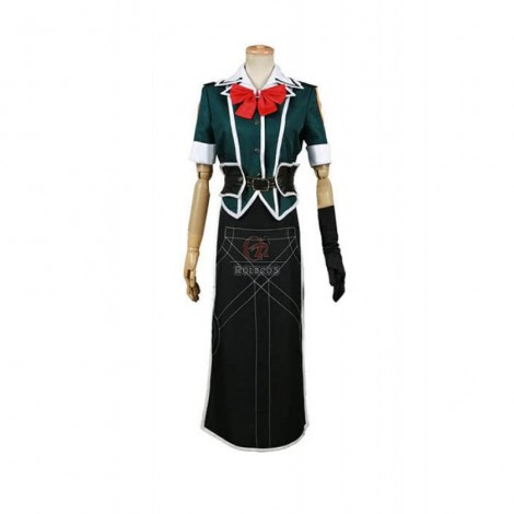 Kantai Collection Chikuma Cosplay Costume
