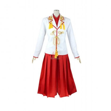 Kantai Collection Junyou Cosplay Costume
