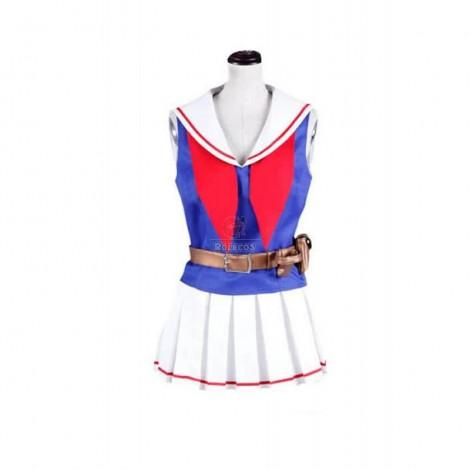 Kantai Collection Maya Cosplay Costume