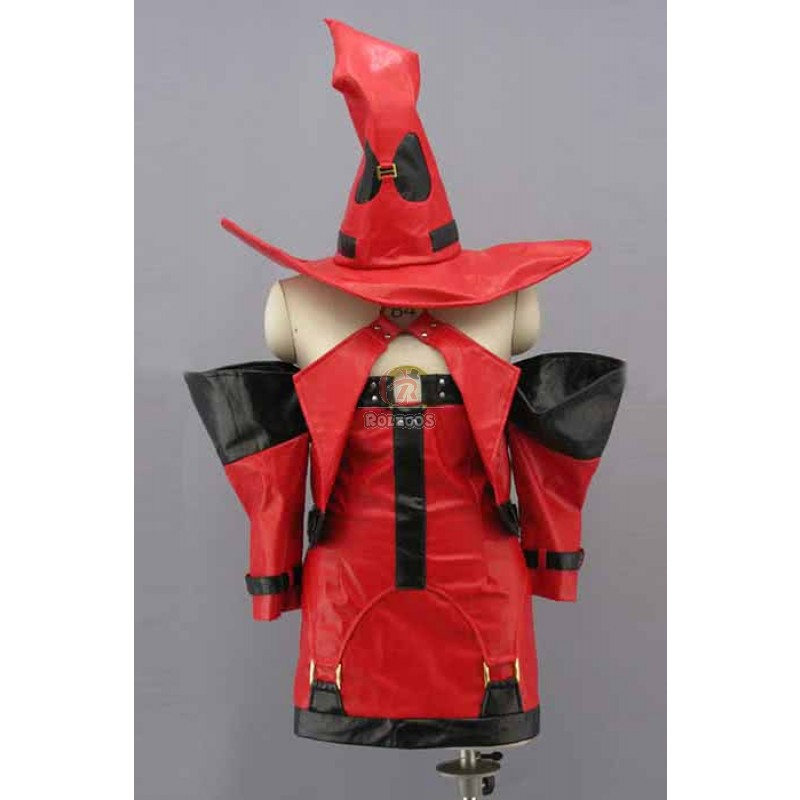 Guilty Gear Red Suit...