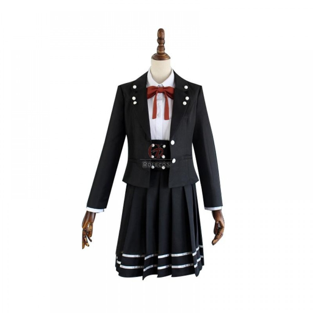 Buy DanganRonpa V3 Shirogane Tsumugi Uniform Cosplay ...