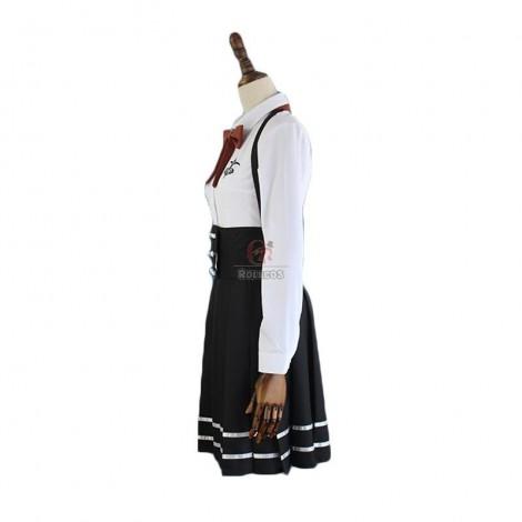 Danganronpa V3 Akamatsu kaede Uniform Cosplay Costume