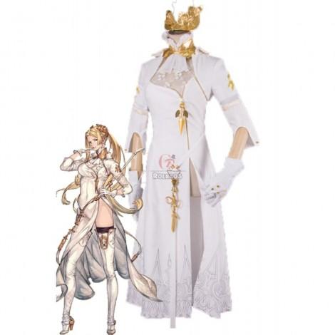 Nier: Automata Game YoRHa Commander Cosplay Costumes